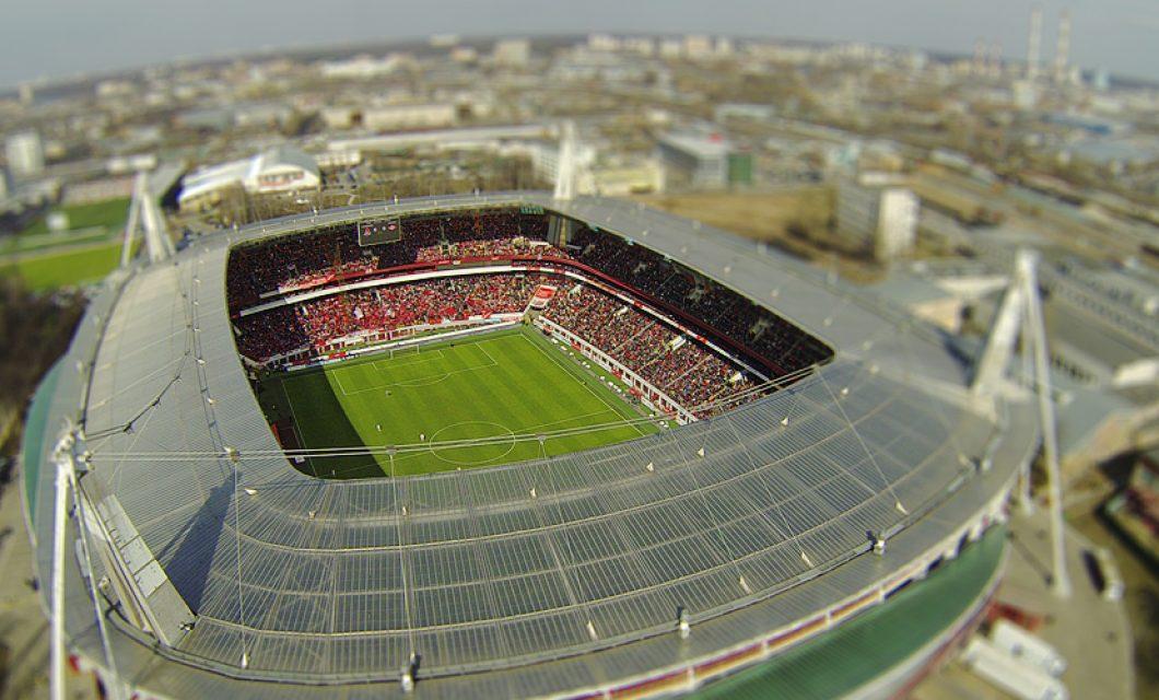Футбольный стадион «РЖД Арена»